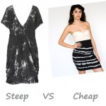 Steep VS Cheap: A trend to dye for..