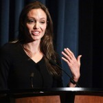Angelina Jolie is casual about fashion
