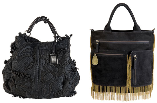 Armani's key bags for next season