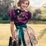 Emma Watson's Teen Vogue Cover Shoot!