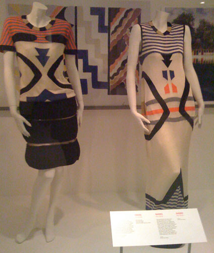 Future Fashion Now Exhibition at the V&A