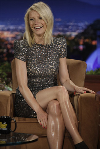 Gwyneth Paltrow's body confession