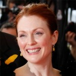 'Big Bird' Julianne Moore