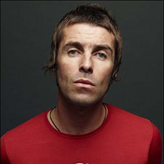 Liam Gallagher's catwalk debut