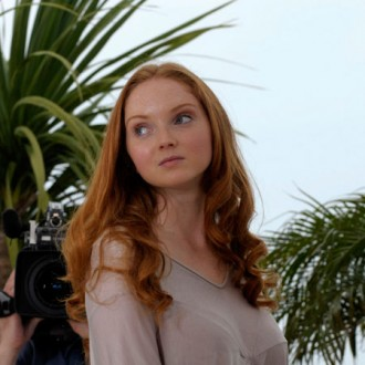 Lily Cole to wed?