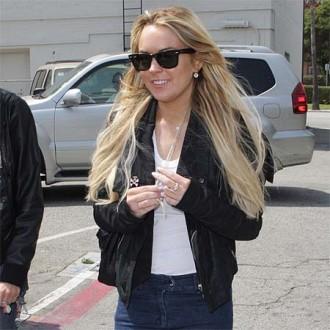 Lindsay Lohan's creative role