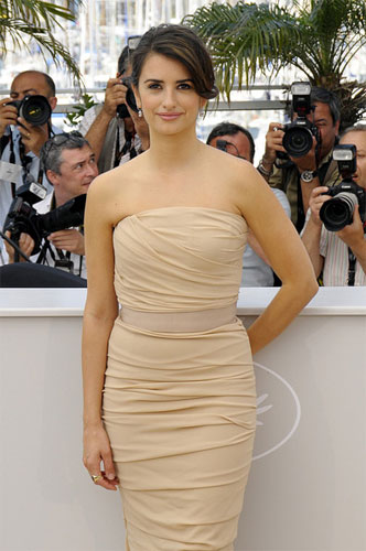 Penelope Cruz isn't fashion obsessed