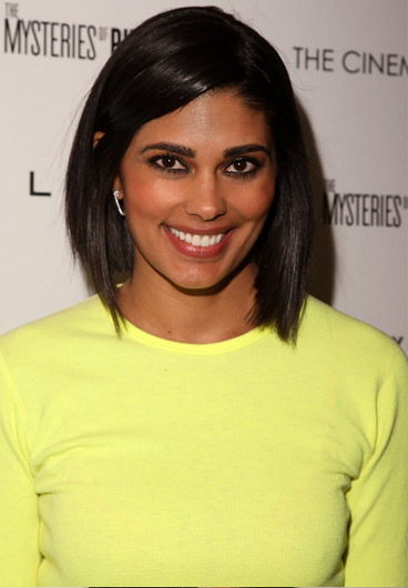 Five minutes with fashion designer Rachel Roy