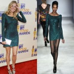 Q&A: Where to buy Sienna's MTV Movie Awards 2009 dress?