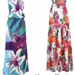 Steep vs Cheap: The floral maxi-dress