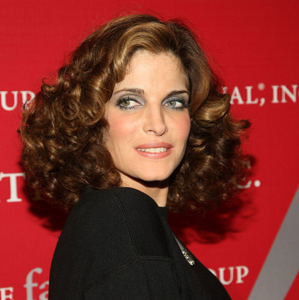 Stephanie Seymour 'fears for safety'