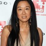 Dancing designer Vera Wang