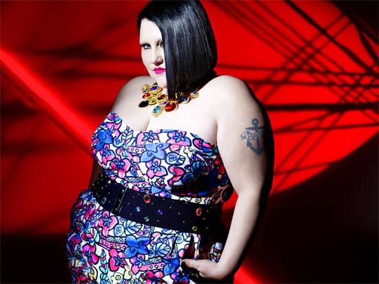 Beth Ditto for Evans: It's nearly Ditto day