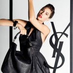 Christy Turlington is the new face of Yves Saint Laurent!