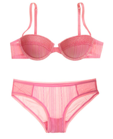 Win a DKNY Intimates Lingerie Set
