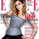 Behind the scenes at Emma Watson's ELLE Cover Shoot