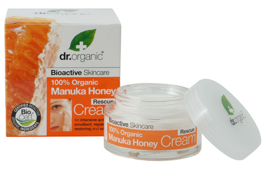 Tried and Tested: Dr Organics Manuka Honey Cream