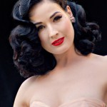 Sorry Dita, you're just not a modern beauty