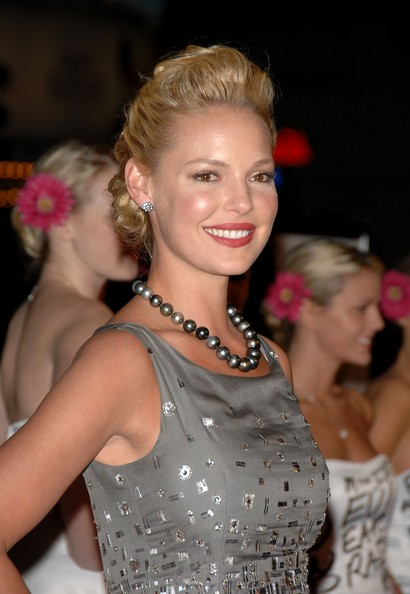 Katherine Heigl is her own stylist