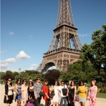 Bonjour Paris… the bloggers are here!