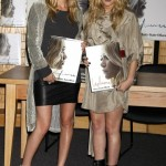 The Olsen twins… not just a pretty face!
