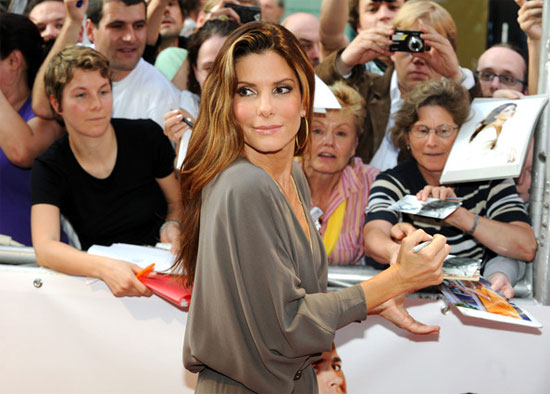 Sandra Bullock reveals her beauty secrets