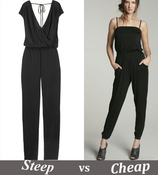 Steep vs Cheap: Halston or Urban Outfitters?