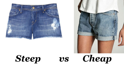 Steep vs Cheap: Summer Stunners