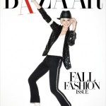 Harper's Bazaar US and Agyness Deyn pay tribute to MJ