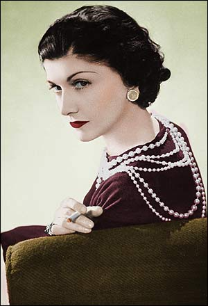 Get the look: Coco Chanel