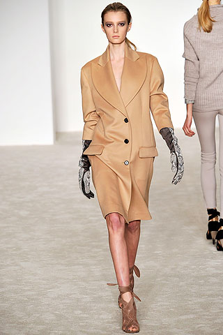 AW09 Trends: The Camel Coat