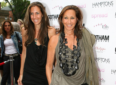 Donna Karan proud of daughter's figure