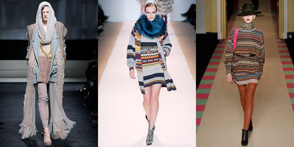 AW09 Trends: Knit Wit