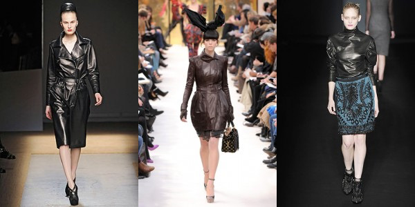 AW09 Trends: Leather