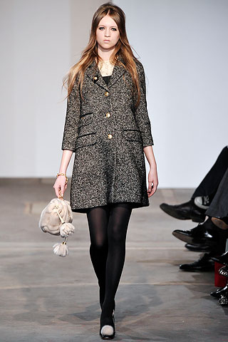 AW09 Trends: Tweed