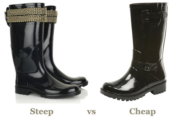 Steep vs Cheap: Festival Fashion
