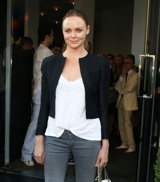 Stella McCartney's inspired by mum's style