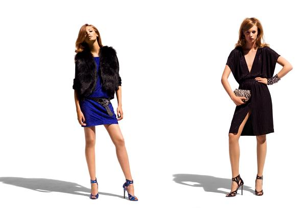 The official Jimmy Choo for H M lookbook from myfashionlife.com