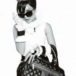 Why Lagerfeld loves Lily Allen