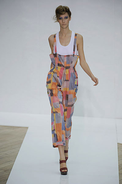 London Fashion Week SS10: Nicole Farhi