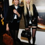 Spotted! Taylor Momsen and Alexa Chung at New york Fashion Week