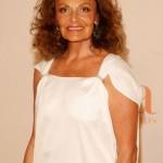 Shock: Diane Von Furstenberg robbed