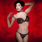 Party Edition Wonderbra by Dita Von Teese