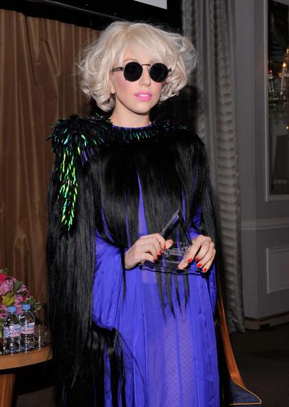 Lady Gaga's style award