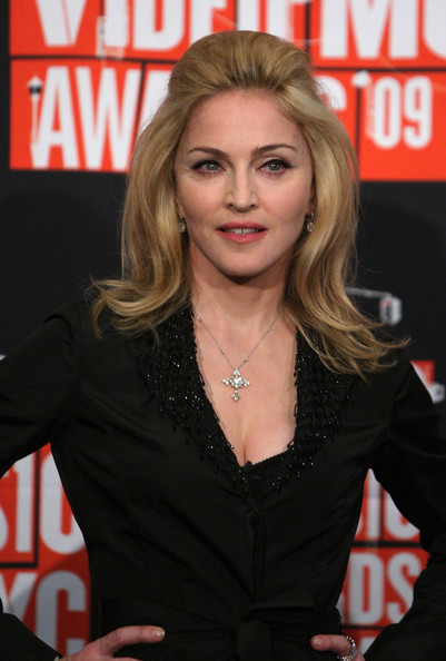 Madonna's not the face of D&G menswear