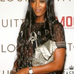 Naomi Campbell and Louis Vuitton for charity