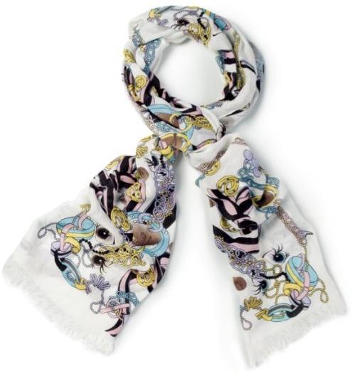 Giles Deacons Nibbles scarf