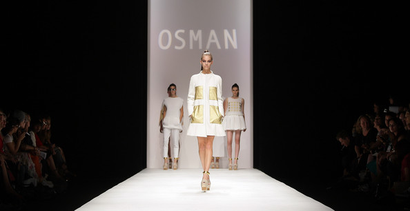 Osman launches shoes