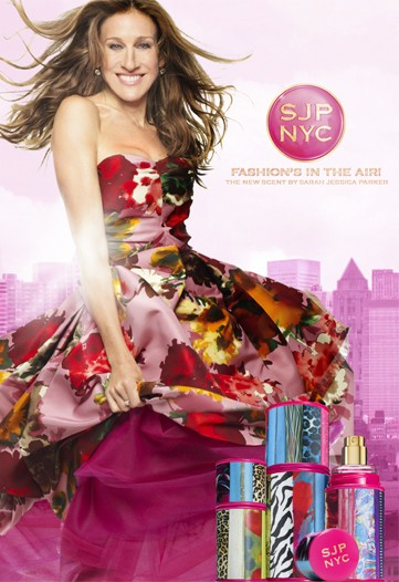 SJP's new fragrance