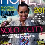 Solange Knowles exclusive with Honeymag.com